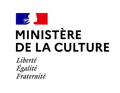 Logo Ministère de la Culture Un de nos partenaires